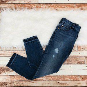 Level 99 Amber Slouchy Skinny Jeans Sz 26 Stretch